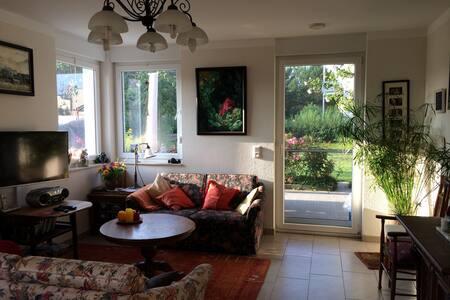 Helle Terrassenwohnung mit idealer Anbindung