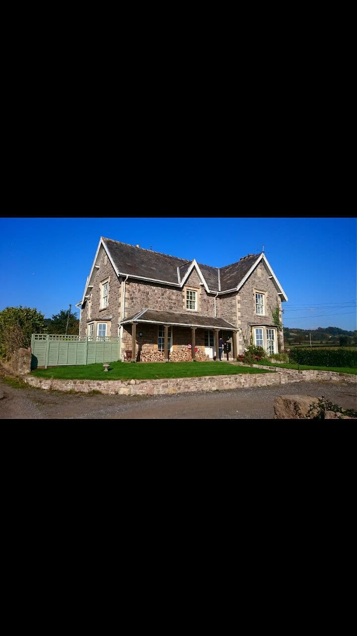 Apartment Nr Chepstow. By Farm Shop. River Views