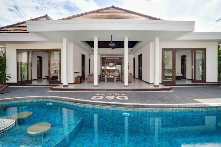 D&G Villas Tanjung Benoa 3 BR