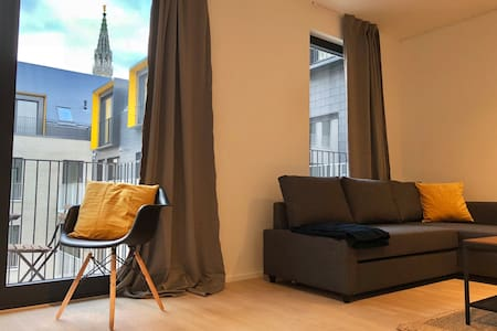 Bright apartment in the historical centre