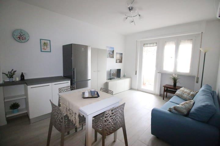 Appartamento in centro a pochi minuti dal mare