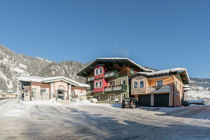 Spacious Holiday Home in Goldegg near Ski Area