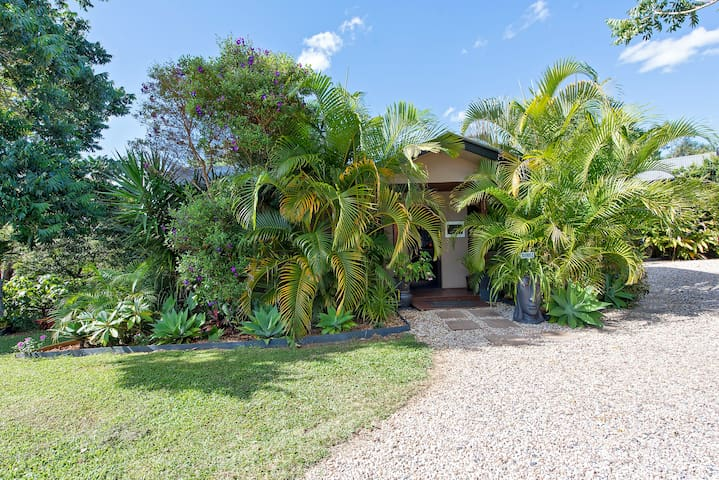 Mullum Hills, fully self contained. - Wilsons Creek - Bed & Breakfast