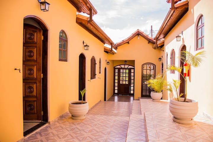 Hotel do Parque - jeito simples de viver Cunha