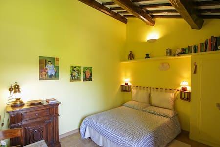 Villa Marina - Il Glicine (indipendent room) - Colombella - Bed & Breakfast