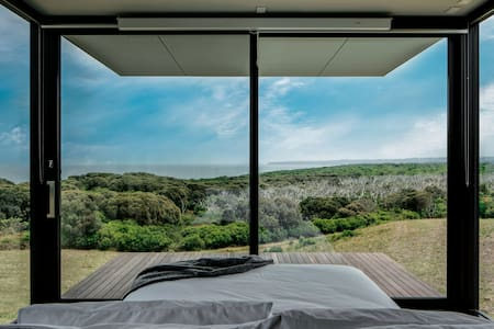 Sky Pod 1 - Luxury Off-Grid Eco Accommodation