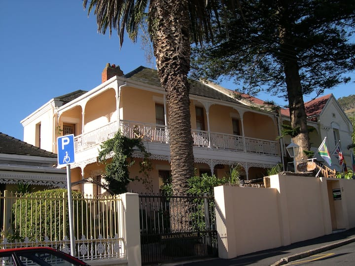 Bellevue Manor Guest House, SEA POINT, CAPE TOWN