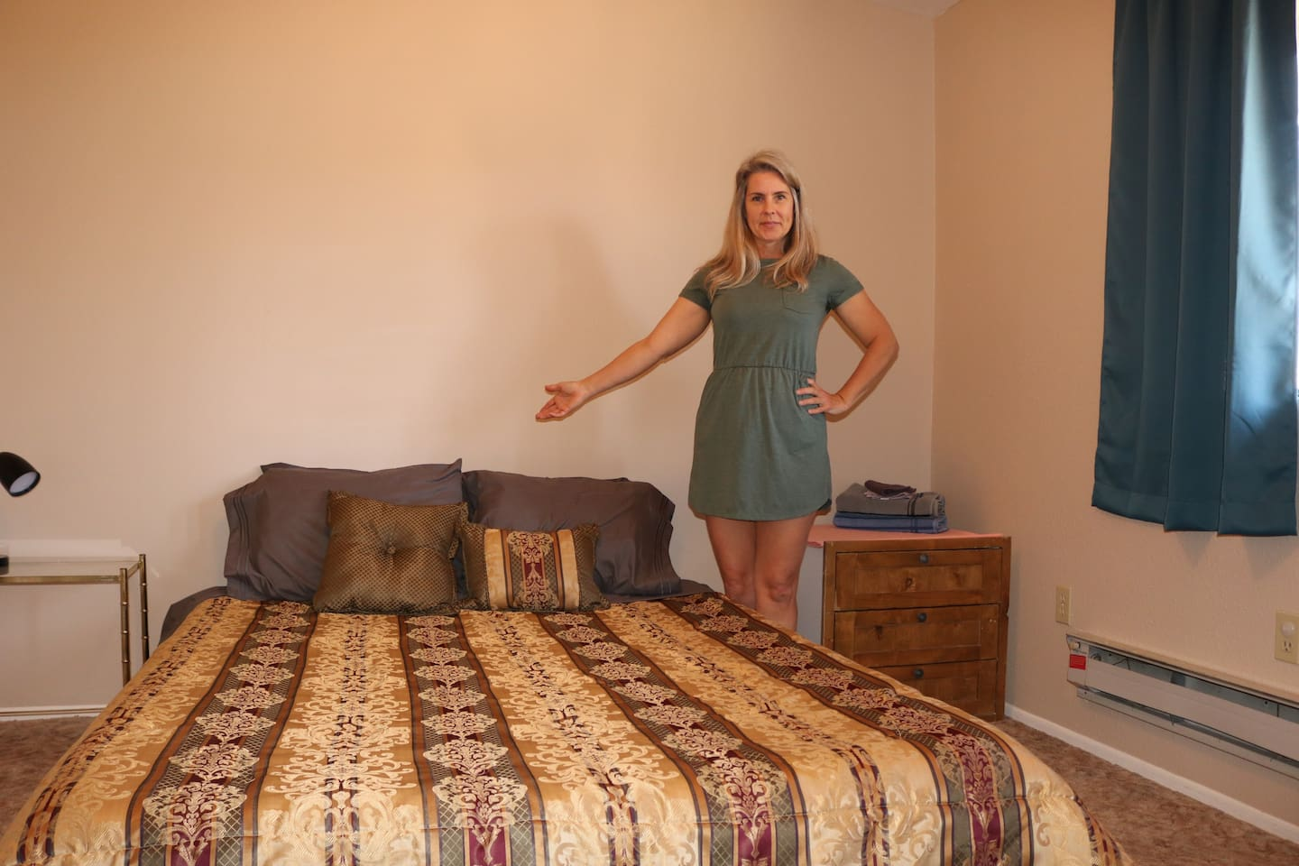 your co-host, JeniMae, is available at the manager suite of Liberty Vacation Rentals