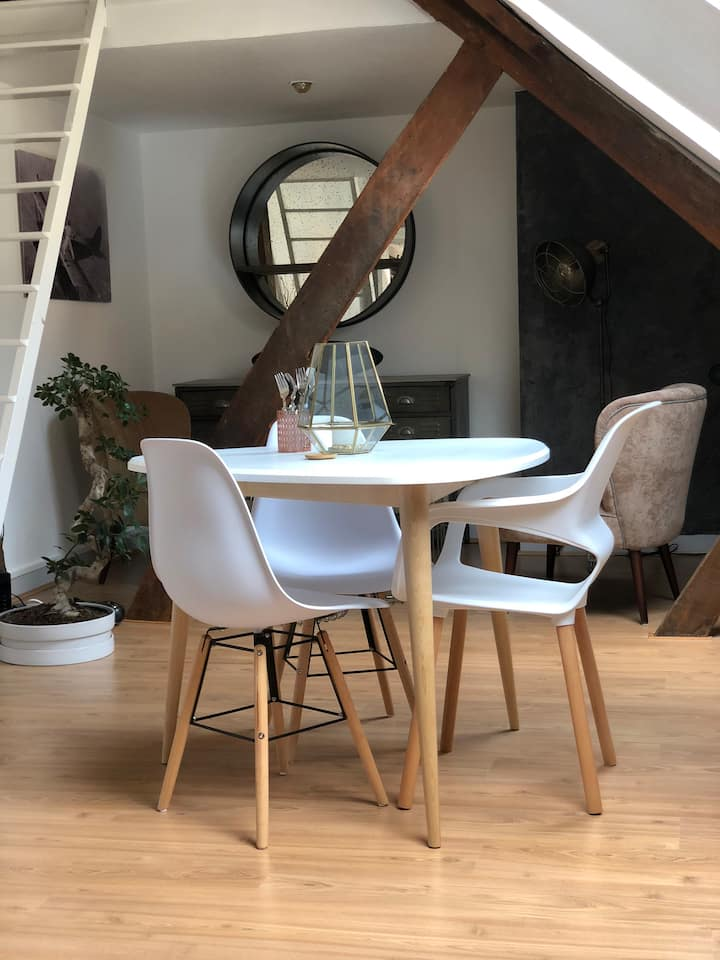 Catherine - Appartement Vieux-Lille