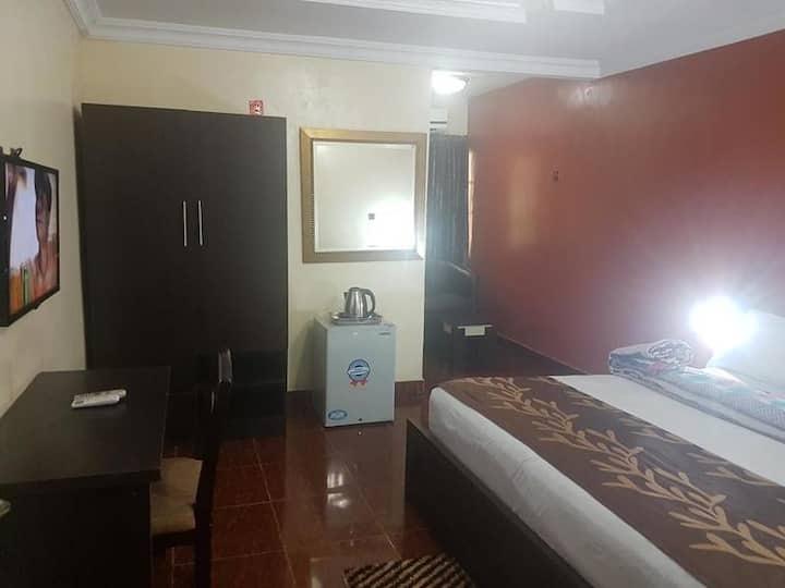 Hallmark Suites, Abeokuta - Executive Deluxe Room