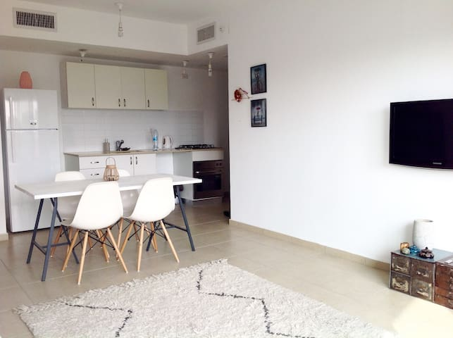 Cosy ans charming  appartement in Tel Aviv - Tel Aviv-Yafo - Apartment