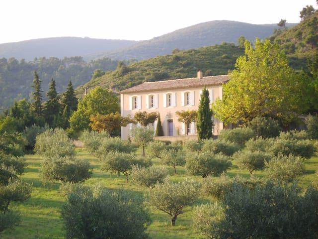 Landhaus am Luberon (Provence) - Puyvert
