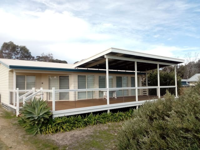 The Deck at Baudin Beach