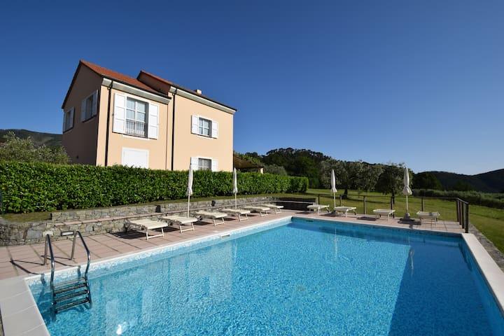 Case Vacanze Malonghe - Villa Gialla