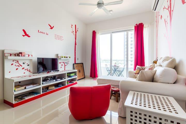 Mont Kiara@Desa Park City Luxury Condo - Kuala Lumpur - Wohnung