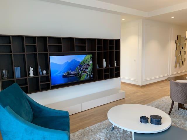 Vista Luxury Suite - Belgrade Waterfront PROMO!!!