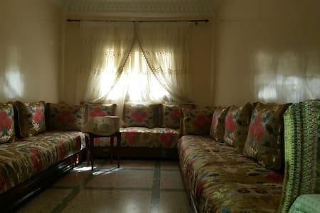 House El Hourria - Sefrou - 独立屋