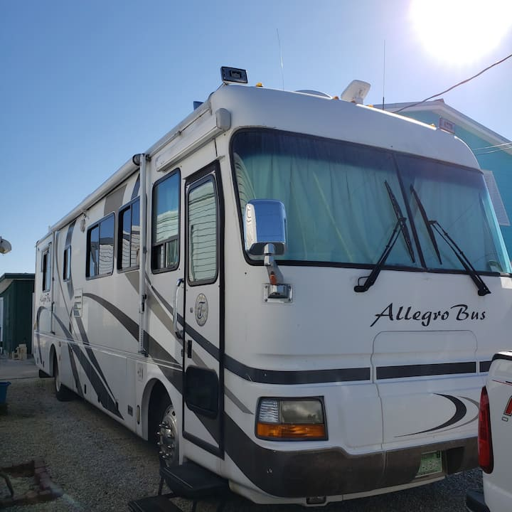 Your private Motorhome in the Florida Keys