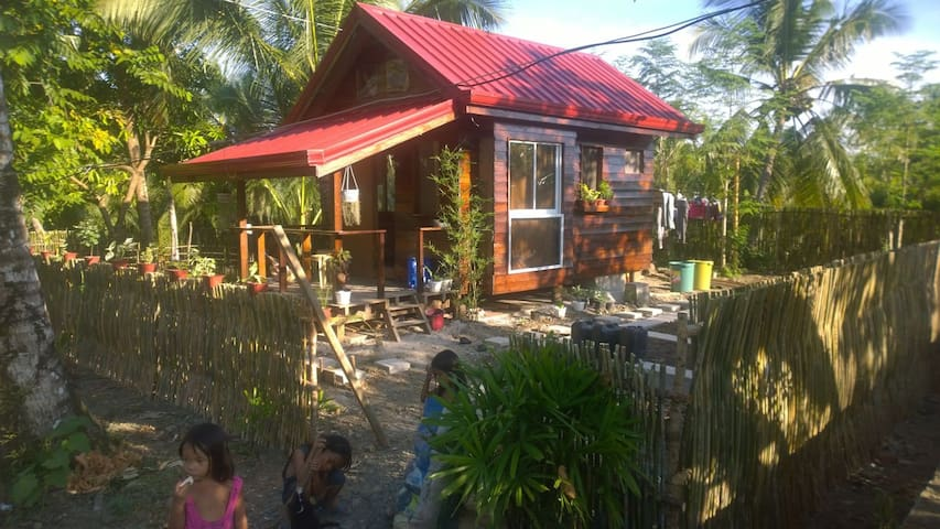 Liezl tiny house