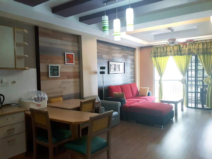 Hani Home at Ramin Apartment, Genting View Resort