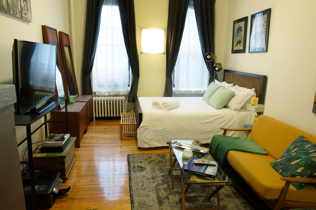Fantastic studio in best west village location for Monolocale in affitto new york