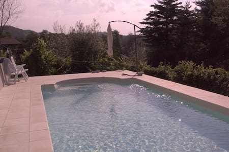 HISTORIC VILLA 300m2-SWIM POOL-IDRO 1H FROM VENICE - Premaor