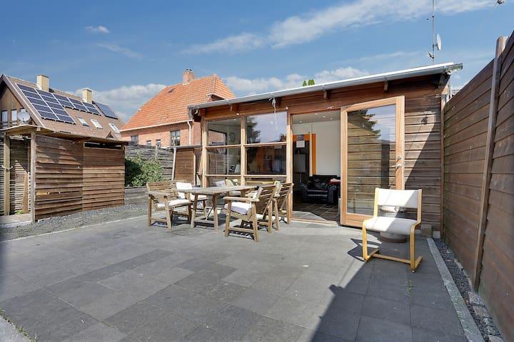 Hyggeligt hus tæt på København - roligt område - København - Townhouse