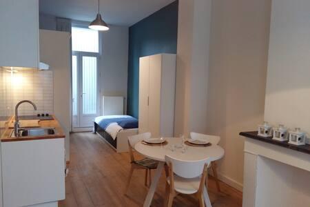 Studio in Antwerp (South) - Antwerpen