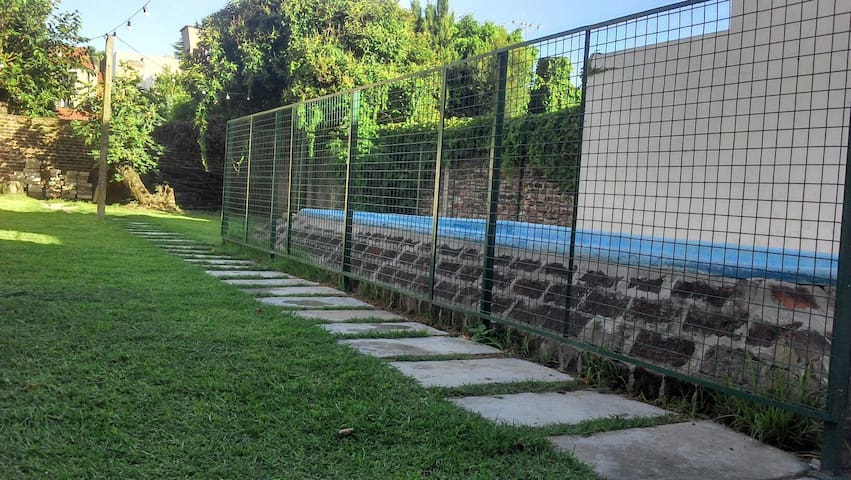 Hb individual, casa c/piscina - San Andres