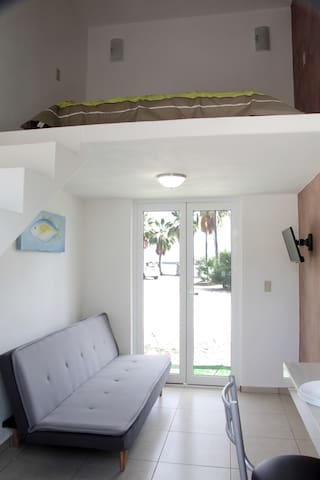 "Beachfront Loft ""Jurel"" - Los Barriles - ลอฟท์"