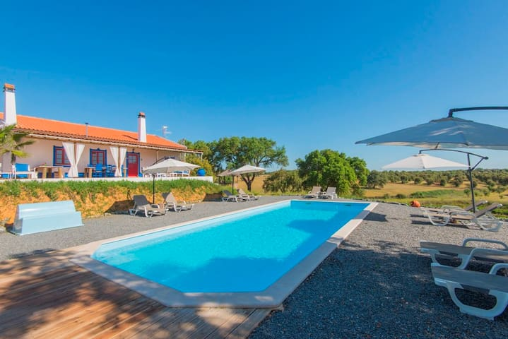 Lodge in sunny Alentejo