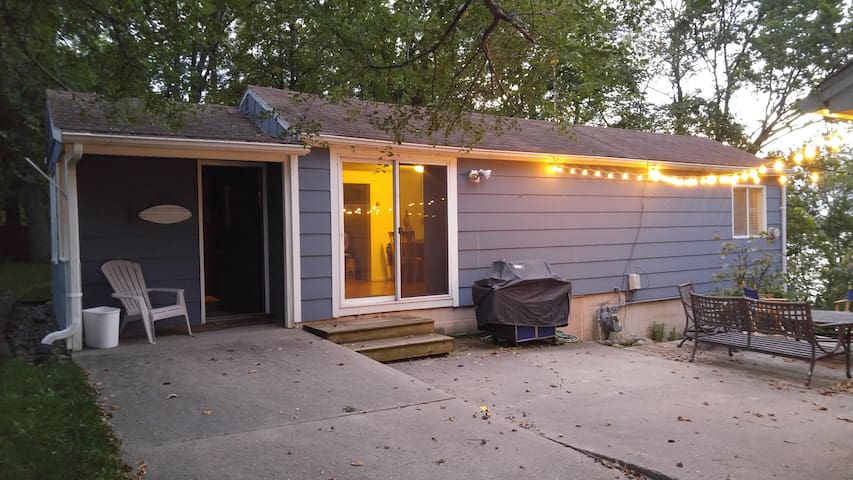 Prior Lake Charmer...  Great Lake Views! - Prior Lake - Hus