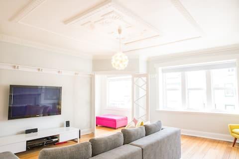 128 Murray Apartment 1 'Huon' | Hobart CBD