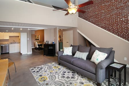 Large Condo in Downtown Memphis - Condominium