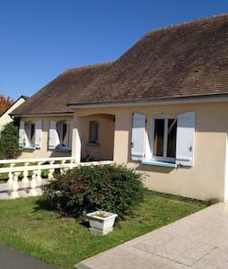 Maison de famille - La Flèche - Haus