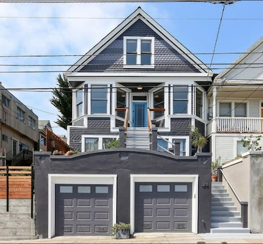 Live Like a Local in Sunny Bernal Heights