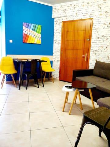 Zafi Apartments, Δυάρι 45 τ.μ.(Γ1) Πατρα (Κέντρο)