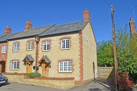 The Pitstop, Abthorpe - Northamptonshire - Casa