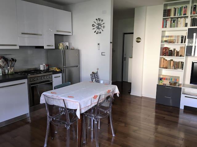 Accogliente miniappartamento a Trento città