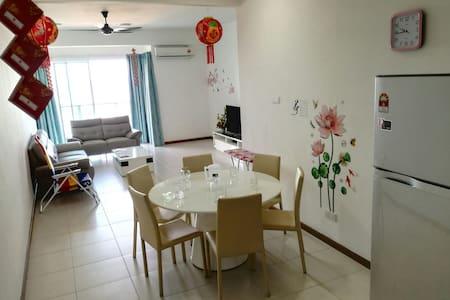 Sekinchan Woxin Homestay (Seaview) 适耕庄窝心民宿-8 Beds