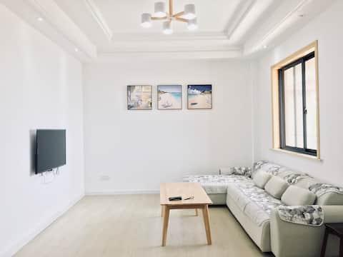嵊泗「嗨.夏」整套101平舒适三房,赏百年渔村风情享几日温馨的家