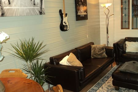Furnished Room/Studio in Wormerveer - Wormerveer - Haus