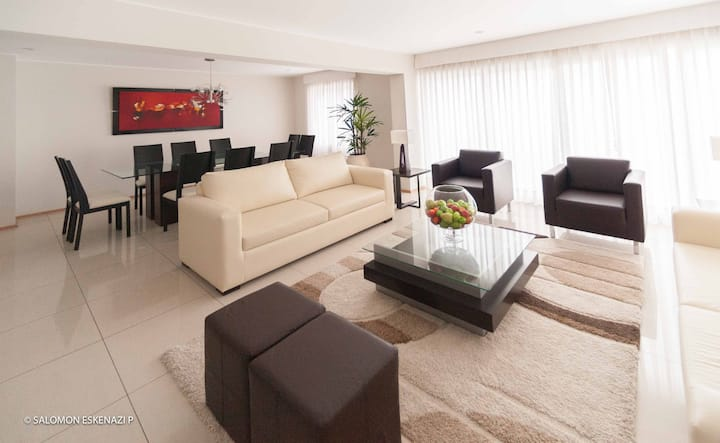 702 4 Dormitorios, Miguel Dasso - Parque Roosevelt