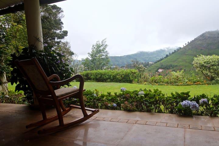 Perfect getaway in the Nilgiris - Coonoor - Pousada