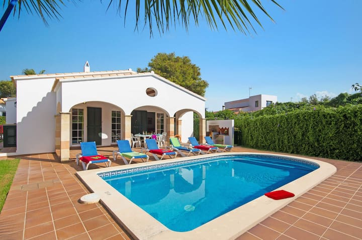 Tord 3 bedroom villa, Calan Blanes