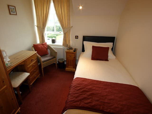 Topaz Rooms Crewe - Crewe - Casa