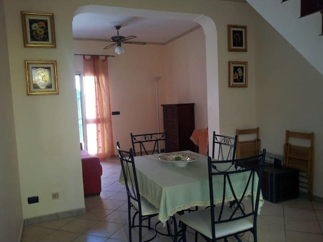 Casa Vacanze in Sicilia sullo Stretto di Messina