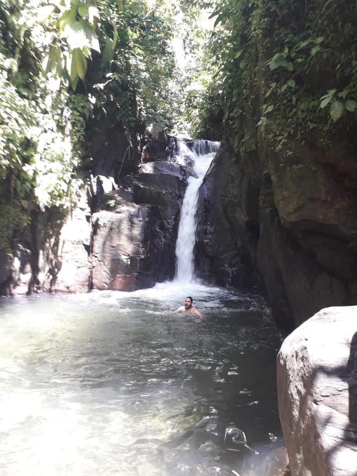 Waterfall vsit