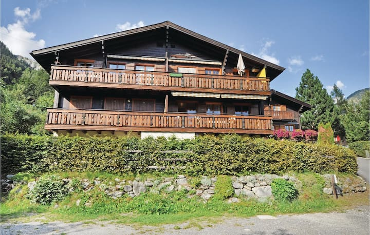 Apartment with 2 bedrooms on 50 m² in Blatten Bei Naters
