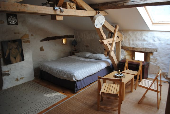 chambre au calme en périgord noir - Thenon - Guesthouse
